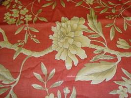 New Ralph Lauren Standard 2 Pillowcases Set VILLA CAMELIA FLORAL BRICK R... - $64.99
