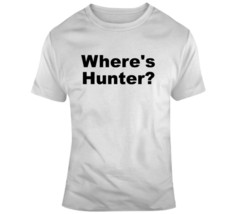 Wheres Hunter Novelty Political TShirt Election 2020 Sleepy Joe Biden So... - $13.83+