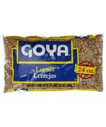 Goya Lentils/ Lentejas 24 Ounce - $10.88