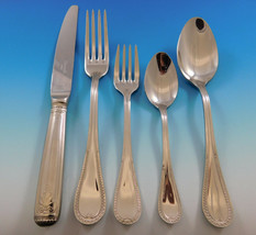 Beauharnais by Christofle Stainless Steel Flatware Service Set 39 pcs Bo... - $2,965.50