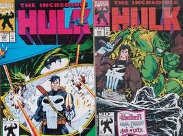 Marvel Comics The Incredible Hulk 30th Anniversary # 395 (July) & 396 (Aug) 1992 - $4.95
