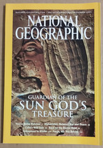 National Geographic Magazine (November 2003) Sun Gods - $4.50