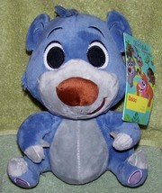 "Disney Furrytale Friends Jungle Book BALOO 8.""H Plush NWT - $16.50"
