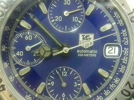 TAG Heuer Tag Heuer Serukurono CG 2111 Date Chronograph SS Men's Watch - $969.29