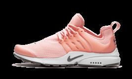Nike W Air Presto Women Size 12.0 Storm Pink New Comfortable Rare - $160.02