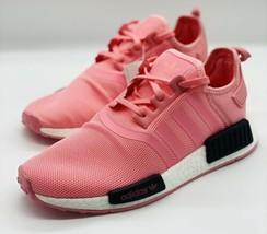 NEW Adidas Originals NMD_R1 Boost Pink B42086 Youth Size 6 Women's Size 7 - $118.79