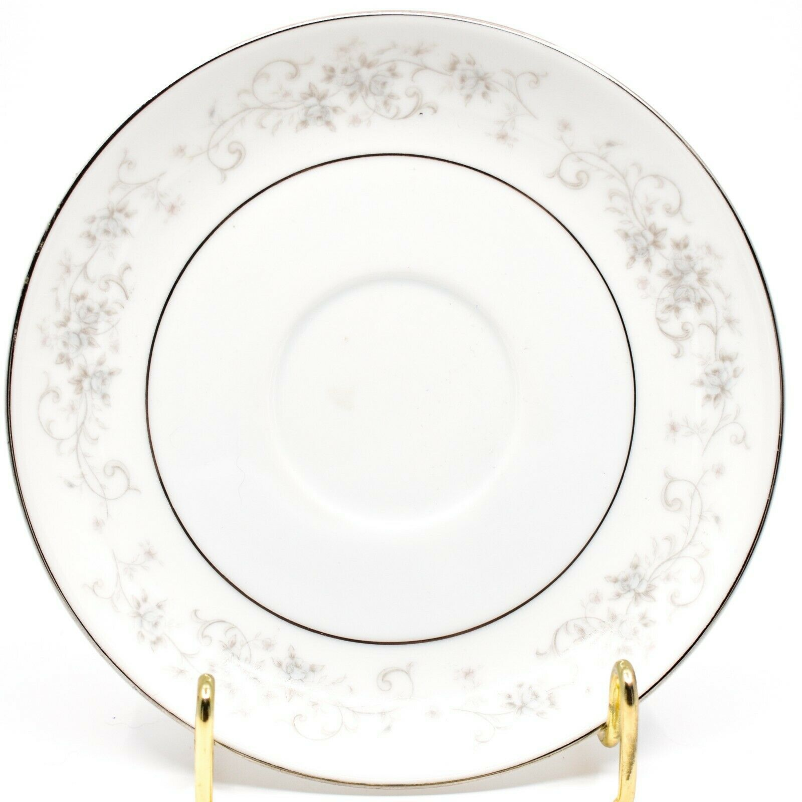 """Camelot China Carrousel 1315 6.25"""" Saucer Plate Made in Japan"""
