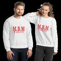 M.B.M's (brand) Unisex Sweatshirt (Red) - $28.99