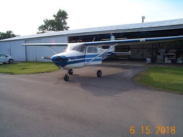 1959 CESSNA 172B SKYHAWK For Sale in Tecumseh, Michigan 49286 image 7