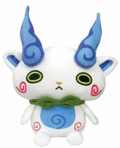 Hasbro Yo-kai watch KOMASAN Plush 6 INCH FIGURE NEW with tags - $26.72
