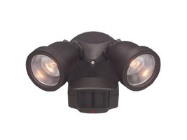 Designers Fountain PH218S-87-DF Value Collection Security Lights, Distressed Bro