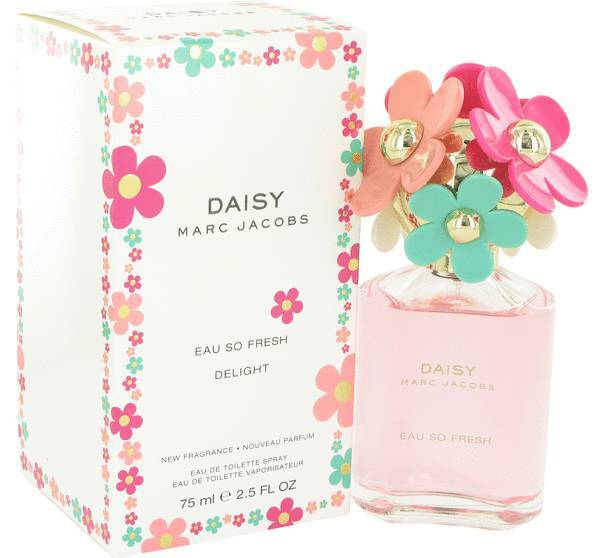 Marc Jacobs Daisy Eau So Fresh Delight 2.5 Oz Eau De Toilette Spray
