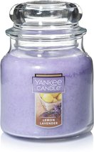 Yankee Candle Medium Jar Candle Lemon Lavender 14.5 oz - $25.00