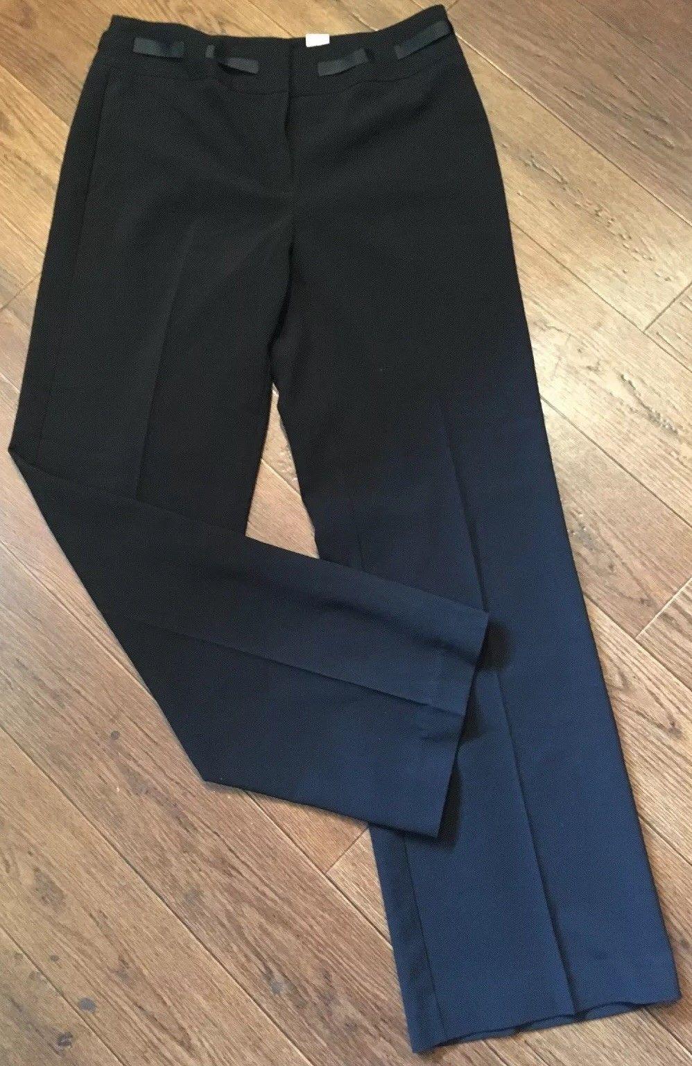 d17d9a9ff0 NWT Womens Dressbarn Black Dress pants size and 43 similar items. S l1600