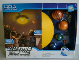 Uncle Milton Remote Controlled Solar System In My Room - $30.69