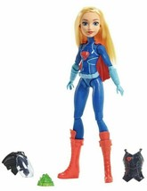 "NEW Mattel DC Superhero Supergirl 12""  Mission Gear Doll NEW - $19.31"