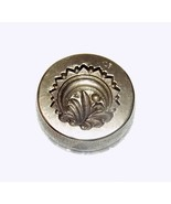 India Vintage Bronze Jewelry Die Mold/Mould hand engraved Ear Ring desig... - $59.00