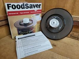 "New FoodSaver by Tilia 5 1/2"" Universal Vacuum Sealer Jar Lid Replacement - $29.69"