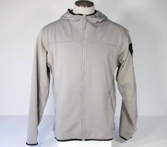 Dockers Outdoor Gray Hooded Top Jacket Hoodie Extra Large XL NWT $100 - $89.09