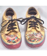 Custom Hand Painted Vans Off the Wall Sneakers Mens 9 Womens 10.5 21120 - $56.07