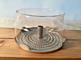 Pyrex 4 Or 6 Cup Strainer Basket For 7756 Percolator Coffee Pot No Lid - $12.86