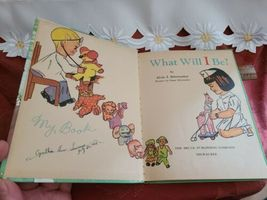 "VINTAGE 1957 ""WHAT WILL I BE"" ALVIN  J. SCHUMACHER image 4"