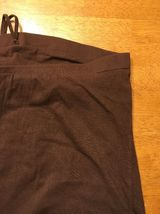 Xhilaration Girl's Brown Halter Top Shirt / Blouse Size: Large 10/12 image 9