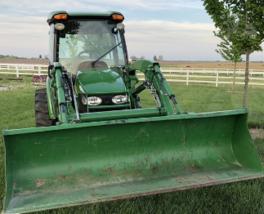 2011 JOHN DEERE 4320 For Sale In Aviston, Illinois 62216 image 4
