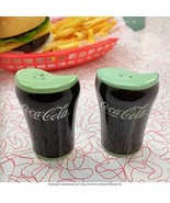 Coca-Cola Nesting Salt and Pepper Shakers Set / 24 ct - $99.95