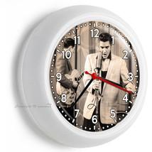 Elvis Presley Singing Retro Sex Symbol Wall Clock Kitchen Dining Room Art Decor - $23.39