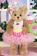 "Bearington Bears ""Candy Cupcake"" 14"" Plush Bunny- #143302 - NEW- 2016 - $44.99"