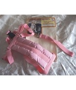 Padded Dog Car Safety Walking Harness Creature Comforts Large Size G ROT... - $18.22