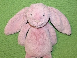 "12"" Jellycat Bashful Bunny TULIP PINK Plush Stuffed Soft Animal RABBIT C... - $23.38"