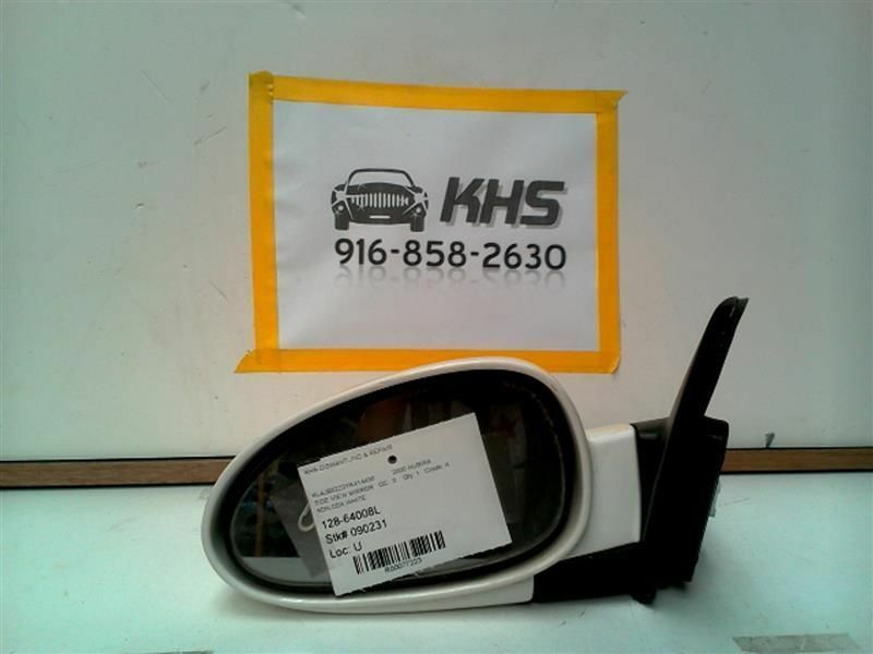 Primary image for Driver Side View Mirror Power Without Heated Fits 00-02 NUBIRA 77223
