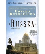 Russka: The Novel of Russia [Oct 24, 1992] Rutherfurd, Edward - $22.77