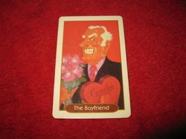 1993 - 13 Dead End Drive Board Game Piece: The Boyfriend Character Card - $1.00