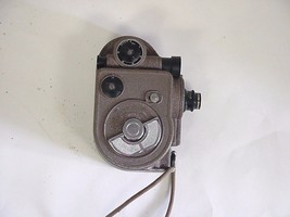 Vintage Revere Eight, 8 mm Movie Camera with case - $19.79