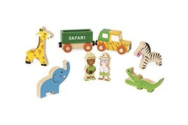 Janod Mini Story - Safari Playset - $17.00