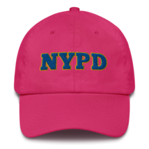 nypd yankees hat / nypd yankees / Cotton Cap image 7