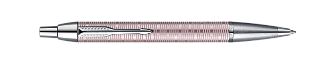 Parker Premium IM PREMIUM PINK PEARL CT  Fountain/Roller Ball/Ballpoint Pen