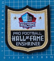 2018 PRO FOOTBALL HALL OF FAME ENSHRINEE SUPERBOWL NFL PATCH EMBROIDERED... - $18.00