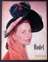 JEANNE CRAIN LETTER TO THREE WIVES RARE 1949 PIN-UP MOVIE STAR POSTER AD!! - $6.89