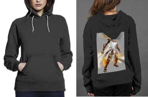 New popular the greek god hermes hoodie women black