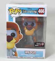 Funko Pop Disney Talespin Wildcat #466 Vinyl Figure In Original Box GameStop - $10.29