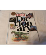 Macmillan First Dictionary (1990, Hardcover, Revised... - $7.42