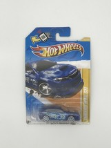 Hot Wheels 2012 New Models Subaru Wrx Rti #33/50 Blue - $15.00