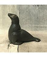 Vintage Plastic Grey Seal Sea Lion Nodder Bobblehead Figure Breba Germany - $49.99