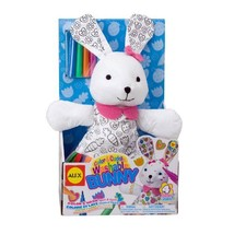 ALEX Toys Craft Color and Cuddle Washable Bunny - $15.08