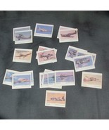Lot 22 Cracker Jack Mini Cards Fighting Planes From Various Countries, E... - $25.23