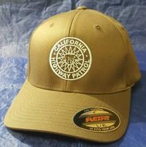 California Highway Patrol CHP Embroidered FlexFit Hat - $37.49